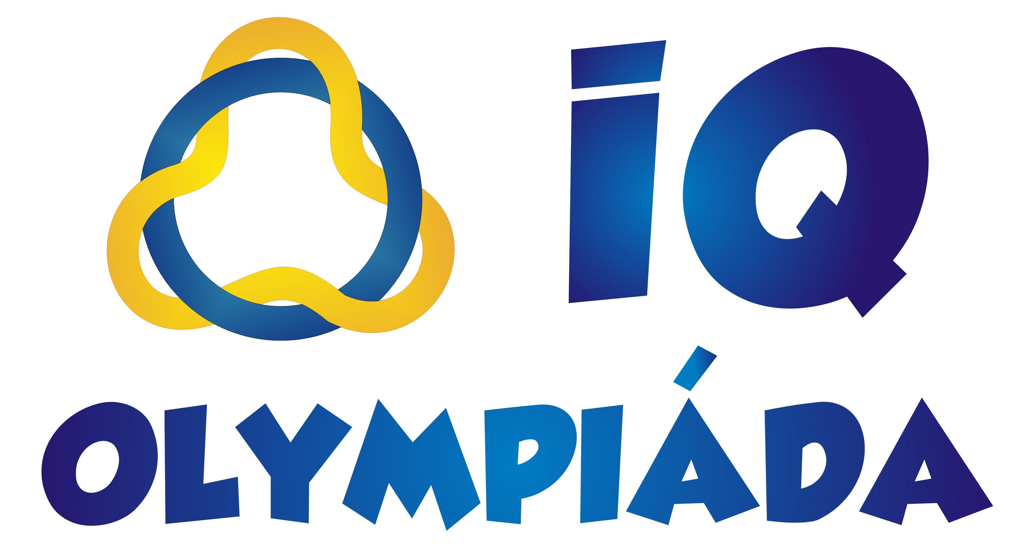Výsledok vyhľadávania obrázkov pre dopyt iq olympiáda logo